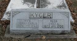 Lurah <i>Earls</i> Kyger