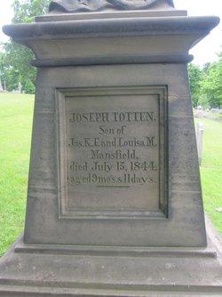 Joseph Totten Mansfield