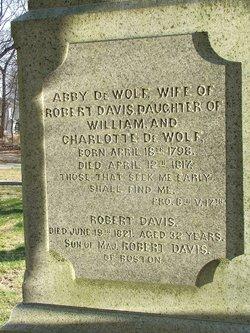 Abby <i>De Wolf</i> Davis