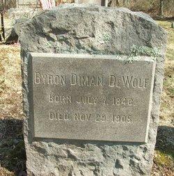 Byron Diman DeWolf