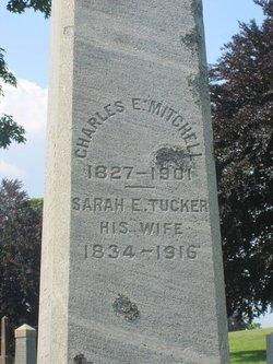 Sarah E. <i>Tucker</i> Mitchell