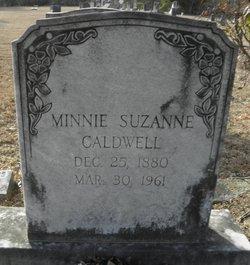 Minnie Suzanne Caldwell