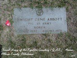 Dwight Gene Abbott