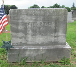 Mary Catherine <i>Price</i> Boyer