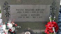 Alcide Joseph Raymond Bernard