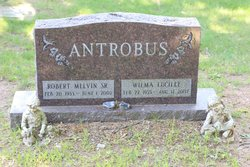 Wilma Lucile <i>Stringham</i> Antrobus