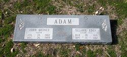 Ellarie <i>Eden</i> Adam