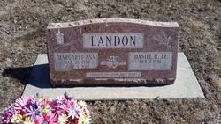 Margaret Ann <i>Kline</i> Landon
