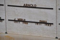 Emma <i>King</i> Arnold