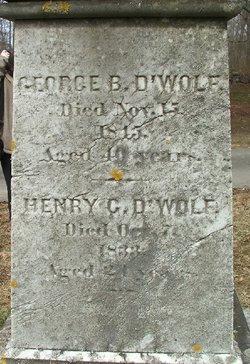 Henry G D'Wolf