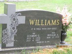 Leamon G. Skip Williams