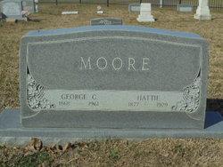 Hattie <i>Sauls</i> Moore