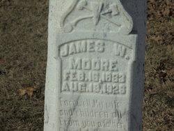 James William Moore
