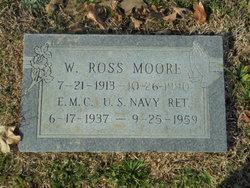 Wilburn Ross Moore