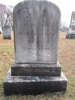 Mary A. <i>Newhall</i> Avery