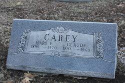 Mary Vera <i>Thompson</i> Carey