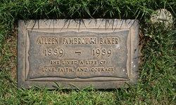 Aileen <i>Fambro</i> Baker