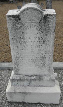 Artie Clifford Adams