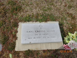 Earl Greene Allen