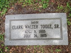 Clark Walter Toole, Sr