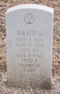 David Lewis Aldrich