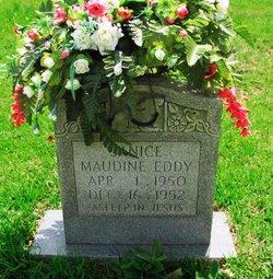 Janice Maudine Eddy