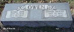 Amanda Jane <i>Taylor</i> Owen