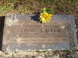 Lissie A Allen