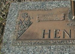 Cecil A. Papa Hendley
