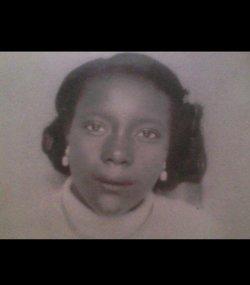 Ruthie Mae <i>Johnson</i> Ethridge