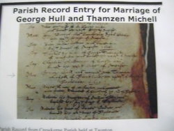 Thomasine <i>Mitchell</i> Hull
