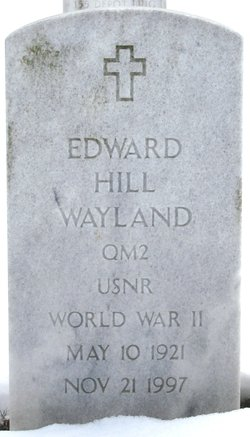 Edward Hill Wayland