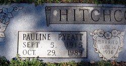 Pauline <i>Pyeatt</i> Hitchcock