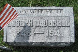 Pvt Joseph Taggart Hubbell