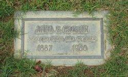 Anna E Griffin