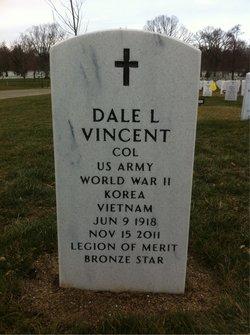 Dale Leon Vincent, Sr