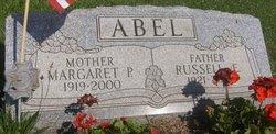Margaret P <i>Stuck</i> Abel