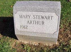 Mary Olive <i>Stewart</i> Arthur