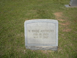 William Wade Anthony