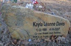 Kayla LeAnne Davis