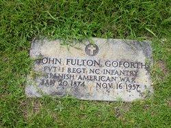 John Fulton Goforth