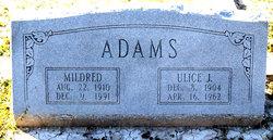 Ulice J Adams