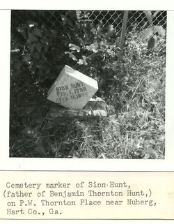 Sion Hunt