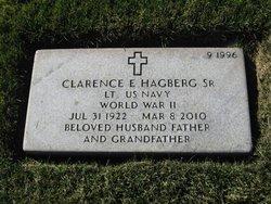 Clarence Eugene Gene Hagberg, Sr