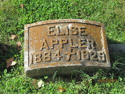 Mary Elizabeth <i>Lorenz</i> Appler