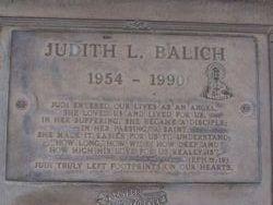 Judith Lolette <i>Duke</i> Balich
