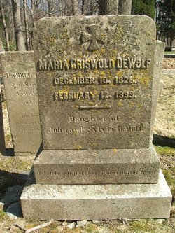 Maria Griswold DeWolf