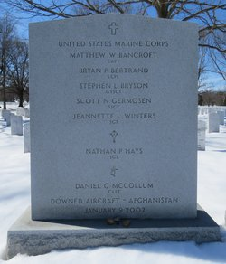 Capt Matthew William Bancroft