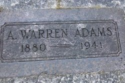 Arnold Warren Adams
