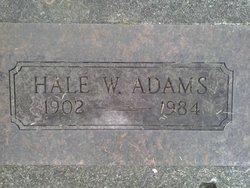 Hale W. Adams